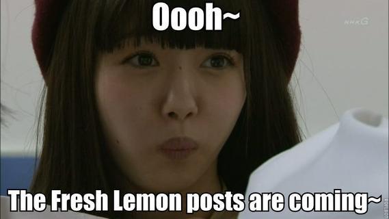 Ichikawa Miori - Fresh Lemon